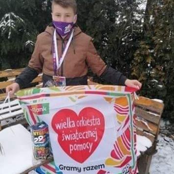 Nasi wolontariusze w Ostrowąsie
