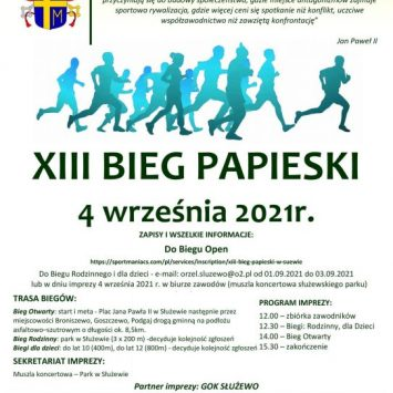 XIII Bieg Papieski