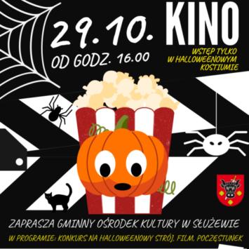 Halloweenowe kino