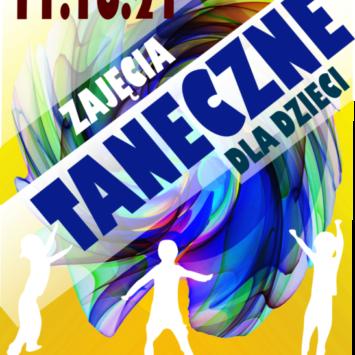 Zajęcia Taneczne w GOK Służewo